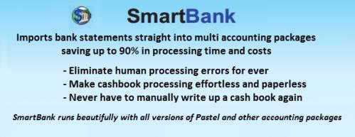 SmartBank Bank Manager Software Products - Total Accounting